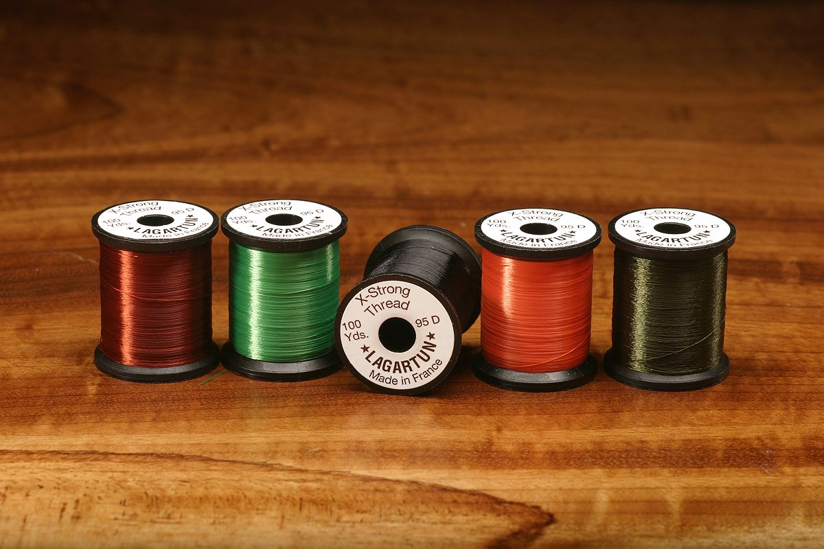 Front Range Anglers Fly Fishing Choosing The Right Tying Thread Interesting Wiring Option And Opinion