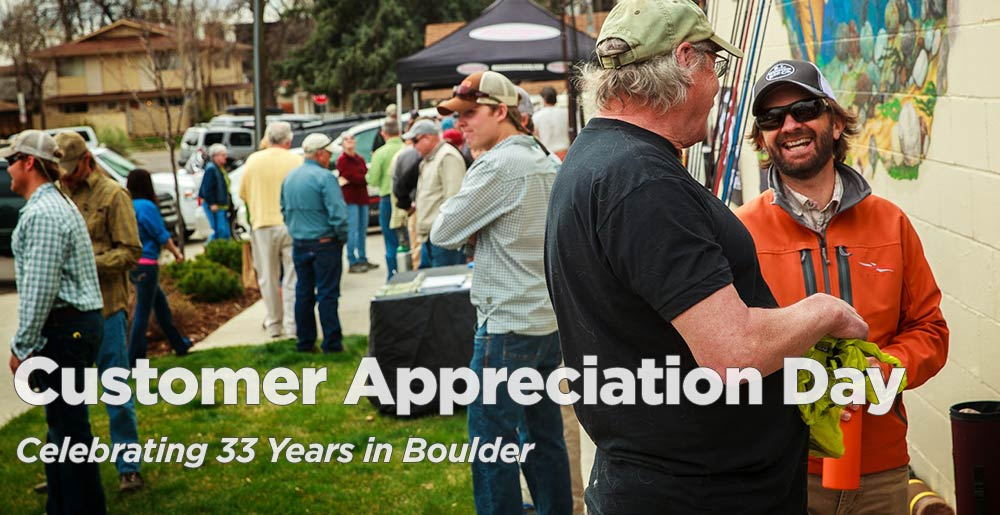 Customer Appreciation Day 2015