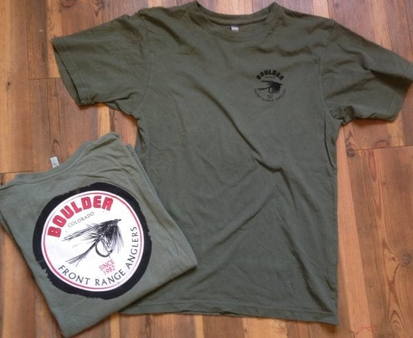 FRA T-Shirt Everglade Green