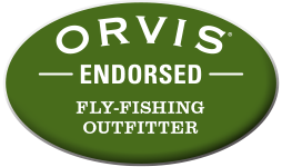 orvis endorsed fly fishing outfitter